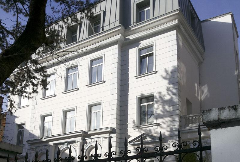 Реновиране на сгради